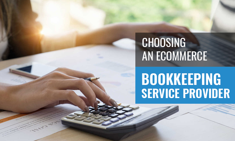 eCommerce bookkeeping service provider